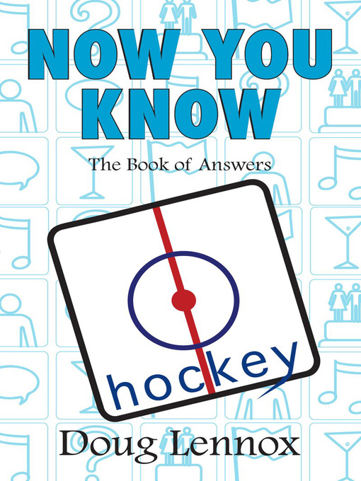 Now You Know Hockey (eBook): The Book of Answers